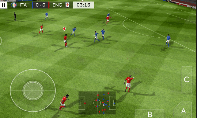 Download first touch soccer gameplay