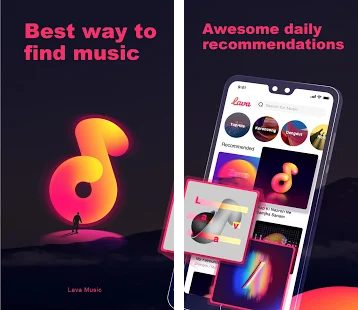 Best music app for free lava music