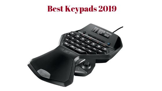 best gaming keypads 2019