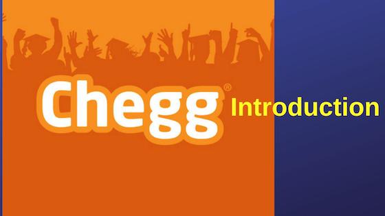 chegg free accounts