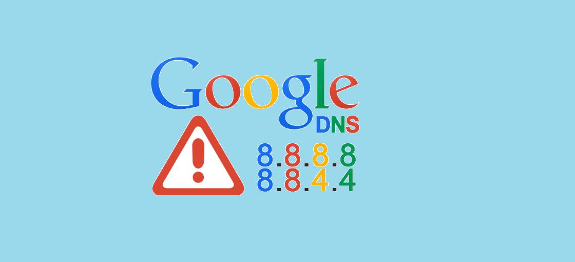 google free dns server