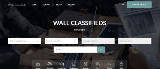 wallclassifieds