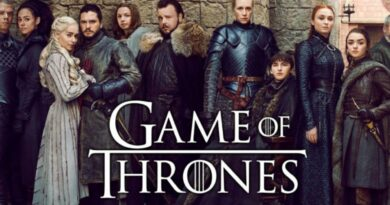 Characters of GAME OF THRONES Eight