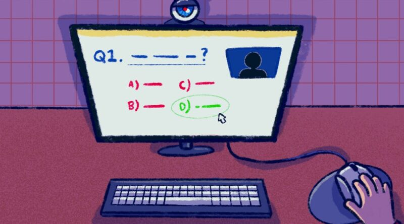 Online Proctoring Exams