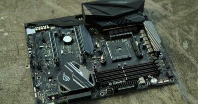 Chipset AM4