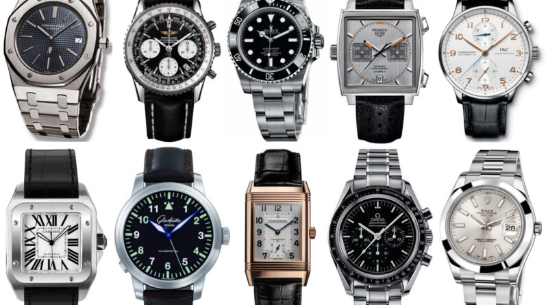 4 Luxury Timepieces Every Collector Should Check Out