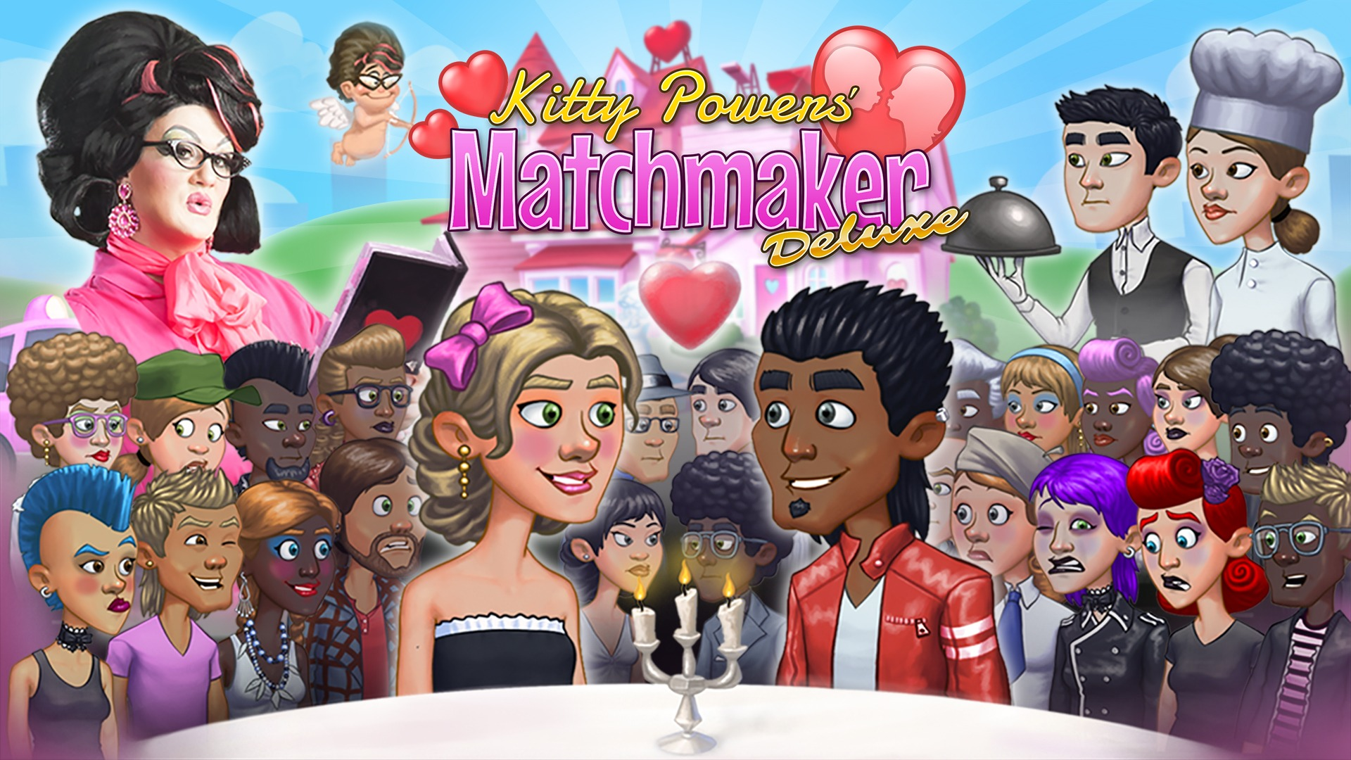 Kitty Power's Matchmaker