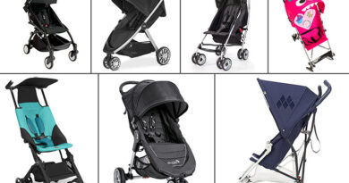 Umbrella Strollers with Canopies