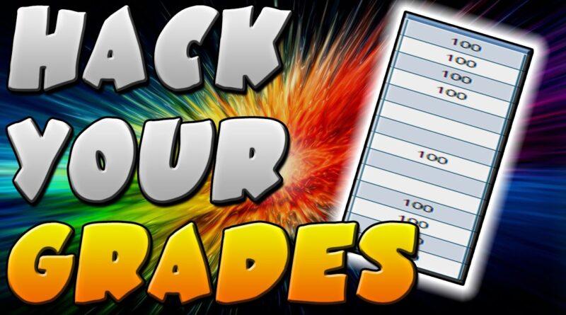 How To Change Your Grades Online Hack | College Transcript University GPA |  G24i